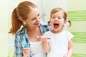 Teeth Brushing in Spokane